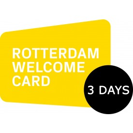 Rotterdam Welcome Card - 3 days 2018
