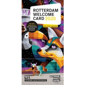 Flyer Rotterdam Welcome Card 2018