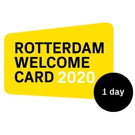 Rotterdam Welcome Card 2020 - 1 day