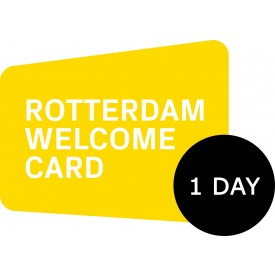 Rotterdam Welcome Card - 1 dag 2018