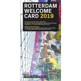 Folder Rotterdam Welcome Card 2019