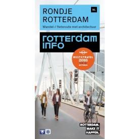 Rondje Rotterdam Wandeltocht NL