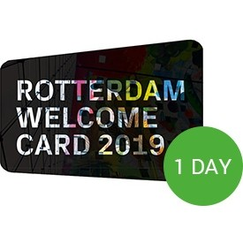 Rotterdam Welcome Card 2019 - 1 dag