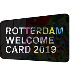 Rotterdam Welcome Card 2019 - Exclusief OV