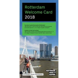 Folder Rotterdam Welcome Card 2018